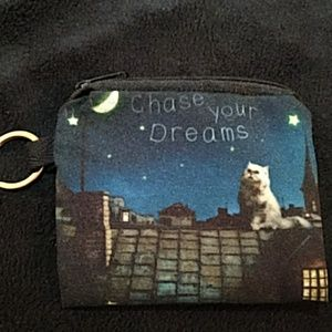 Other - NEW - Change purse or coin bag - CAT